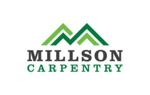 Millson Carpentry Logo (Colour On White Background) RGB