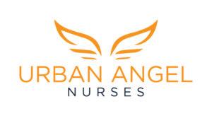 Urban Angel Nurses Logo (Colour On White Background) RGB