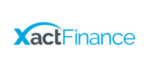 Xact Finance Logo (Colour On White Background) RGB